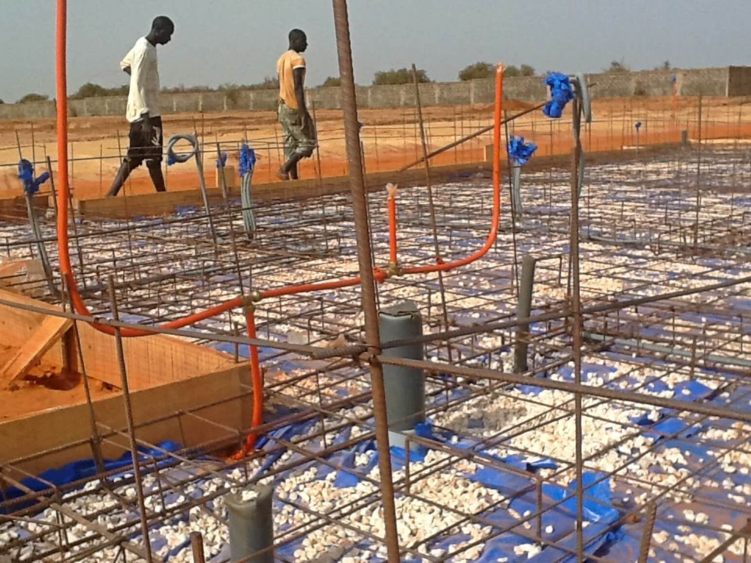 proyecto senegal encofrados de aluminio construccion strong forms alicante 11