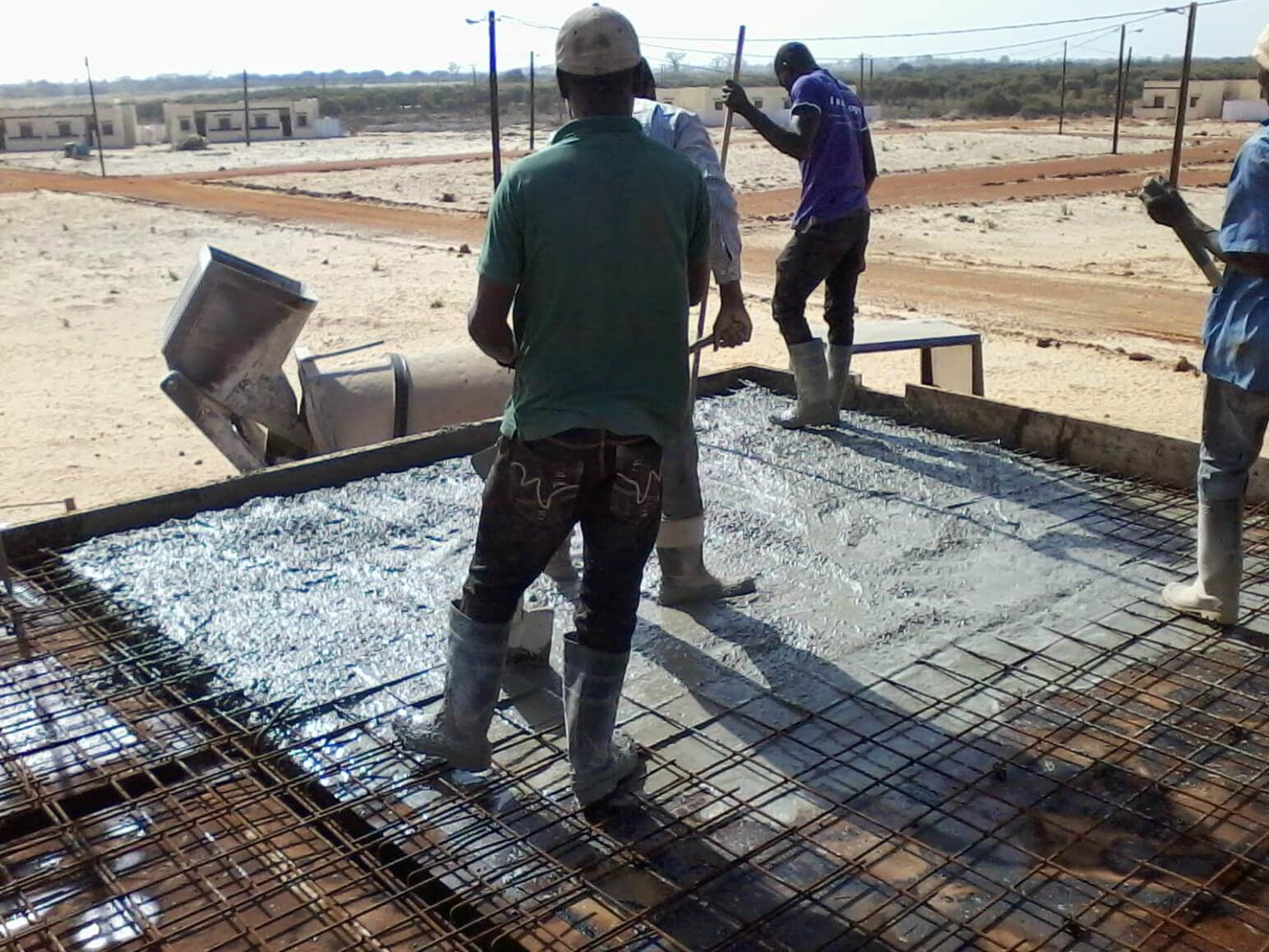 proyecto senegal encofrados de aluminio construccion strong forms alicante 8