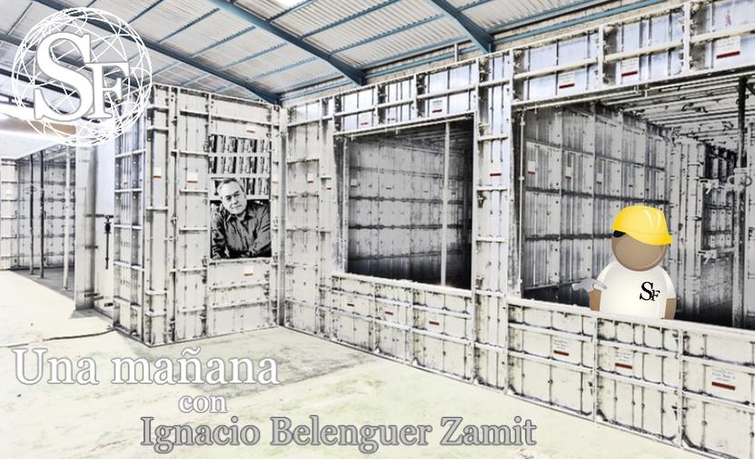 Ignacio Belenguer Zamit con Strong Forms, encofrados de aluminio