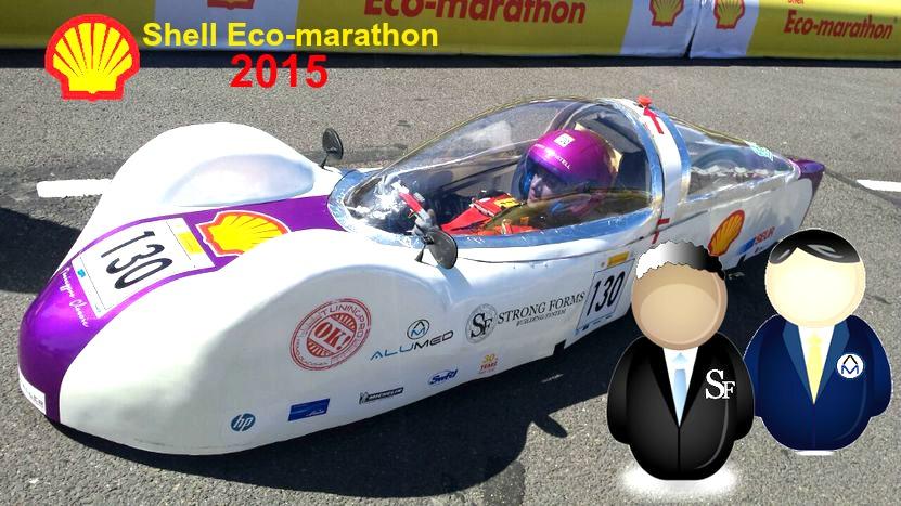 sostenibilidad shell eco marathon encofrado de aluminio strong forms