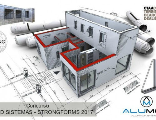 CONCURSO DE ARQUITECTURA STRONG FORMS – ALUMED 2017