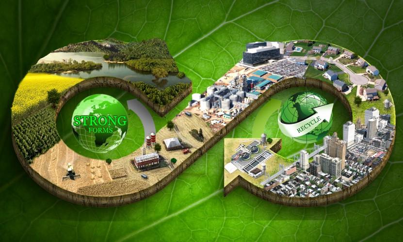 la economia circular y construccion encofrados de aluminio strong forms alicante