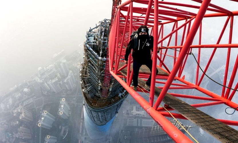 torre shangai escalada sistema encofrado de aluminio para construccion strong forms