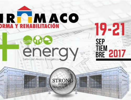 STRONG FORMS EN FIRAMACO + ENERGY 2017
