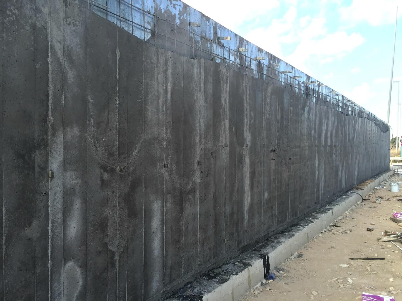 proyecto muro perimetral encofrados de aluminio construccion strong forms alicante 16