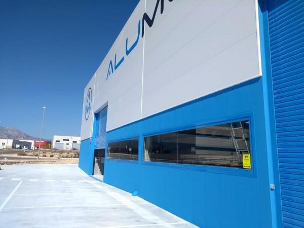 proyecto nave industrial encofrados de aluminio construccion strong forms alicante 13