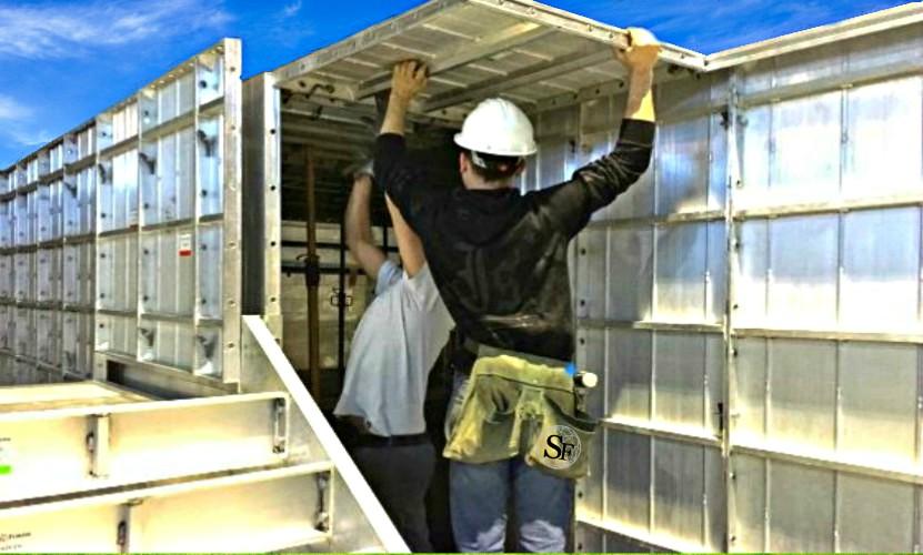 strong forms encofrados de aluminio en tiempos actuales construcción industrializada masiva alicante 1