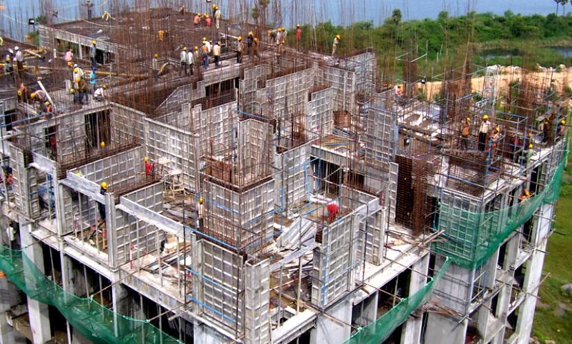 strong forms encofrado de aluminio historia construcción industrializada masiva alicante actual