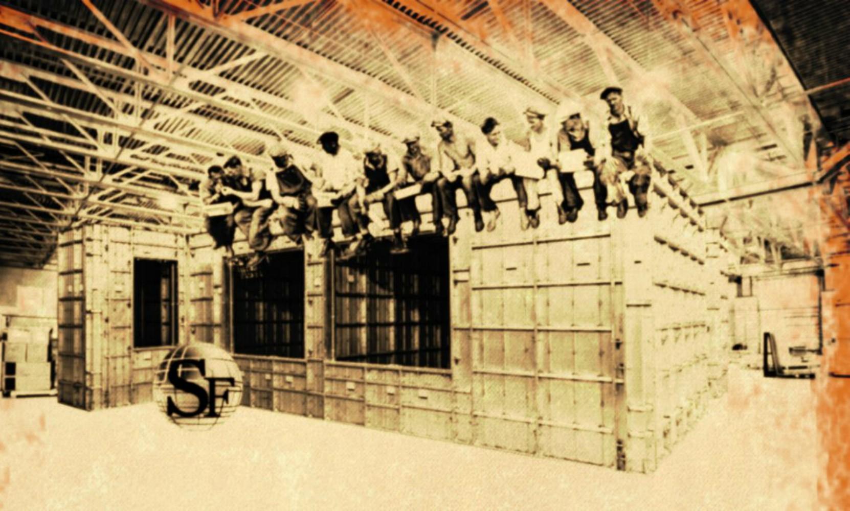 strong forms encofrado de aluminio historia construcción industrializada masiva alicante fábrica