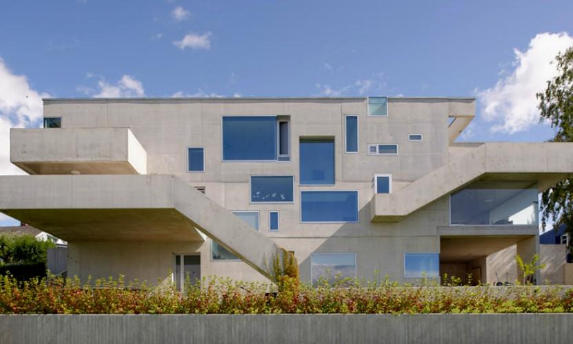 strong forms lean construction encofrado de aluminio construcción industrializada masiva alicante chalet