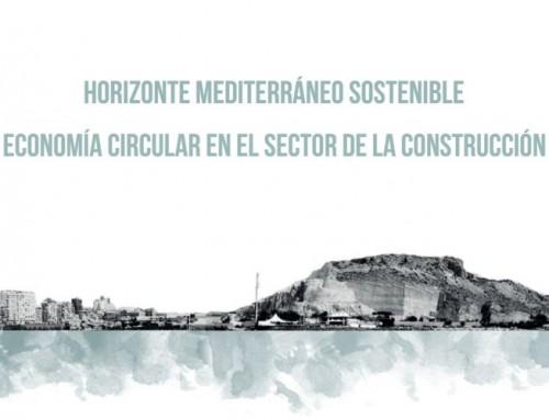MEDITERRÁNEO HORIZONTE SOSTENIBLE · ECONOMÍA CIRCULAR